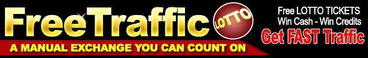 Freetrafficlotto FTL is a one-of-a-kind FREE Manual Traffic